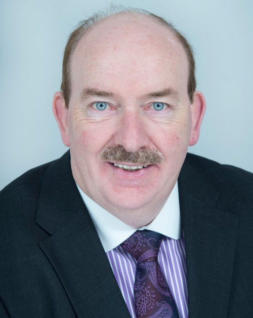 Gerry O'Dwyer - President of the European Association of Hospital Managers (EAHM)