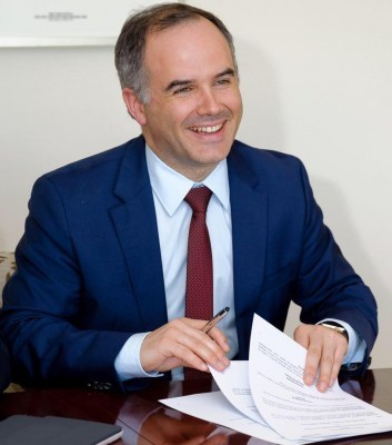 Alexandre Lourenço - President of the Portuguse Association of Hospital Managers
